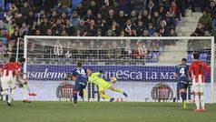 LaLiga (J24): Resumen y gol del Huesca 0-1 Athletic