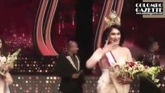 Inaudito: despojan de su corona a una Reina de la belleza por no estar casada