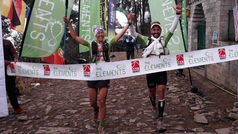 Jordi Gamito gana la Everest Trail Race