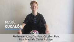 Marc Cucalón se une a Common Goal