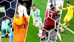 De David de Gea a Hugo Lloris: los 5 errores de los porteros en el Mundial