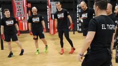 Aprende boxeo con MARCA: Calentamiento