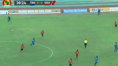 Amunike lleva el 'ADN Barça' a Tanzania: la tocan nueve jugadores, golazo y a la Copa África
