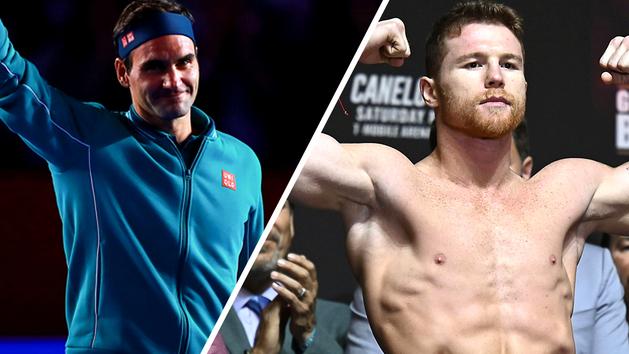 Roger Federer, el deportista con mayores ingresos del mundo; Canelo en el lugar 30