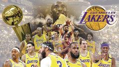 El anillo más deseado de los Lakers