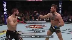 La confesión más dura de McGregor: así fue el golpe que le 'congeló' y que cambió el curso del combate