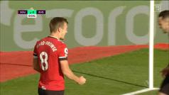 Premier League (J6): Resumen y goles del Southampton 2-0 Everton