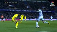 Gol de Oro (J34). Gol de Míchel (1-0) en el Valladolid 1-0 Girona