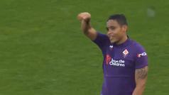 Muriel vuelve a la Serie A en plan Ronaldo