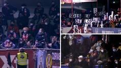 Escenas polémicas: ¿se cumplió el aforo y la distancia de seguridad en el estadio del Yeclano?