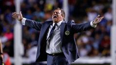 """Miguel Herrera: """"Jorge Isaac Rojas no tiene nivel para pitar en Primera División"""""""