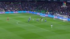 Gol de Lo celso (1-0) en el Betis 1-1 Alavés