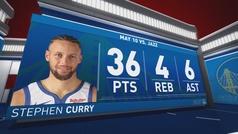 Stephen Curry, un jugador sobrenatural tras los pasos de Michael Jordan