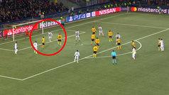 Cristiano saltó y anuló el golazo de Dybala que era el empate de la Juventus