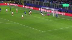 Gol de Hateboer (1-0) en el Atalanta 4-1 Valencia