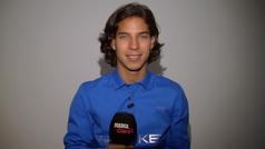 """Diego Lainez: """"Me he preparado desde siempre para este reto"""""""