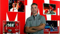 Entrevista a Fernando Rivas, entrenador de Carolina Marín