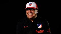 Mono Burgos anuncia que comienza su etapa como primer entrenador