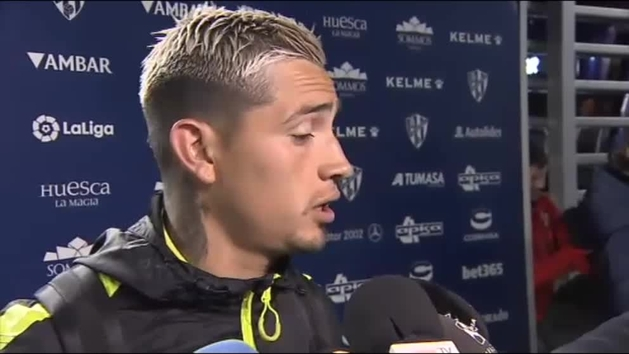 Chumy Ávila piensa en su futuro tras su golazo frente al Eibar
