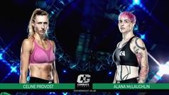 Así fue el polémico combate de la transgénero Alana McLaughlin en su debut en MMA