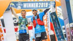 Antoine Guillon y Pere Garau, de nuevo vencedores de la Trail Menorca Camí de Cavalls