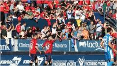 LaLiga 123 (J34): Resumen y goles del Osasuna 2-1 Deportivo