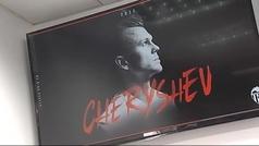 Cheryshev se estrena con el Valencia