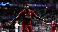 Final Champions 2019: gol de Origi (0-2) en el Tottenham 0-2 Liverpool