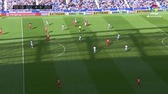 Gol de Oro (J37). Gol de Brahim (0-1) en el Real Sociedad 3-1 Real Madrid