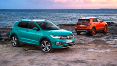 Volkswagen T-Cross, llega el pequeño crossover alemán hecho en España