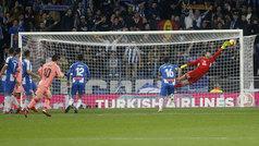Gol de Messi (0-1) en el Espanyol 0-4 Barcelona