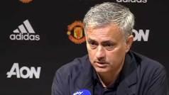 """Canción viral del despido de Mourinho... cantada por Mou: """"El cielo sabe que José es miserable"""""""