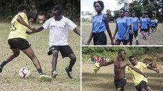Fútbol como herramienta en la lucha contra el alcoholismo juvenil en Camerún