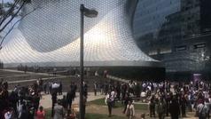 Se realiza de manera exitosa el Macro Simulacro en Plaza Carso