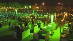 Los conciertos anticovid de Río de Janeiro