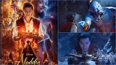 Disney estrena el nuevo tráiler de Aladdin y los fans se vuelven locos de alegría con el resultado
