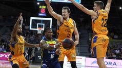 Liga ACB. Resumen: Andorra 99-85 Gran Canaria