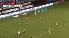 La gran jugada de Fernando Torres en su debut en Japón