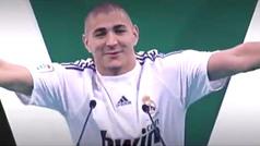 El emotivo vídeo de Benzema para recordar sus 11 años en el Real Madrid