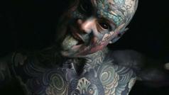 La pasión por los tatuajes truncó la vida laboral de un profesor francés