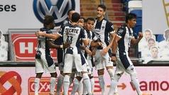 Monterrey vence al Toluca para reencontrarse con la victoria en la Liga MX