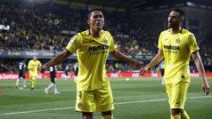 LaLiga (J24): Resumen y goles del Villarreal 3-0 Sevilla