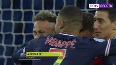El PSG golea al Reims y aprvecha el pinchazo del Lille y sigue con opciones para el título