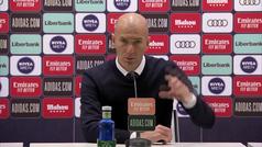 """Zidane: """"Es una victoria merecida"""""""