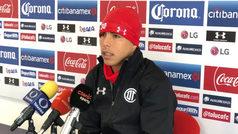"""Luis Mendoza: """"Si queremos estar en la liguilla, el domingo es la revancha perfecta"""""""