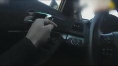 Brutal actuación policial contra una joven de 16 años