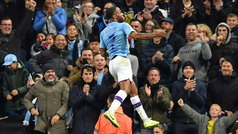 Champions League (Grupo C): Resumen y goles del Manchester City 5-1 Atalanta