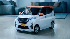 El Nissan Daryz... hasta un gato podría conducirlo