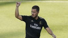 """Hazard: """"Quiero impresionar a todo el mundo"""""""