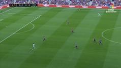 Gol de oro: Gol de Junior (0-1) en el Barcelona 3-4 Betis